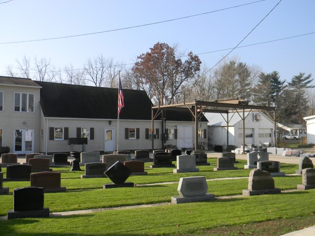 Ralston Art Memorial Howard Ohio